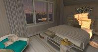 mieszkanie, wnętrze, meble
