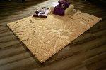 dywan w pokoju