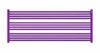 grzejnik fioletowy